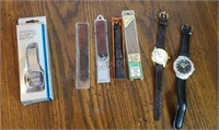 Watches and Bands