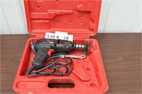 "CRAFTSMAN 3/8"" DRILL - WORKS"
