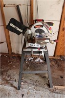 CRAFTSMAN MITER SAW - WORKS