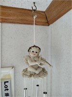 CHERUB WIND CHIME