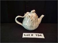 COLLECTIBLE TEA POT