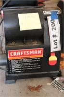 CRAFTSMAN BELT GRINDER - WORKS