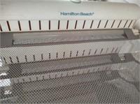 HAMILTON BEACH SWEATER DRYER - WORKS