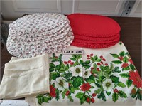 HOLLIDAY LINENS