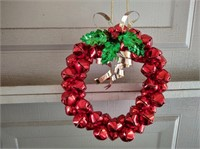 CHRISTMAS LIGHTED GARLAND, ORNAMENTS, AND WREATHS