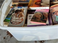 HARLIQUIN ROMANCE NOVELS - TOTE NOT INCLUDED
