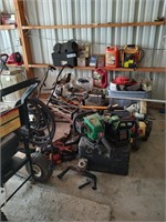 TINKERS DREAM FIND SML ENGINE PARTS