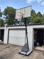 BASKET BALL NET AND FRAME