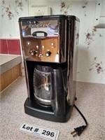 CUISINART COFFEE MAKER - WORKS