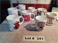 ASSORT CUPS/MUGS