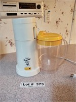 ICE TEA MAKER - WORKS