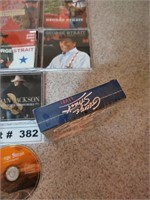 GEORGE STRAIT CD'S AND VHS UNOPENED MOVIE