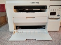SAMSUNG PRINTER, COPIER, SCANNER - WORKS