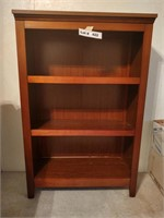 BOOK CASE 30.5X13.5X48TALL