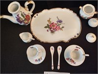 CHINA TEA SERVING SET