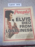PEOPLE SPECIAL ELVIS PAPER