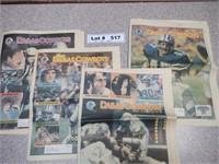 1984  OCT - DEC DALLAS COWBOYS