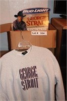 GEORGE STRAIT COLLECTIBLES