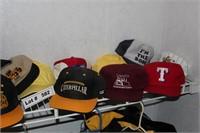 ASSORTED BALL CAPS