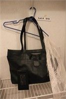WOMENS PURSE WITH POCKET BOOK AND SHAWL