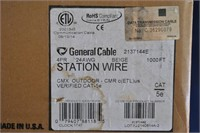 Genspeed CAT 5E Indoor/outdoor Wire
