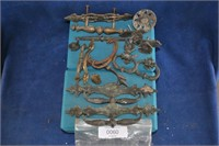Very Old Set of Brass Parts