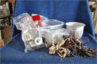 Jewelry Making Items and Costume jewelry