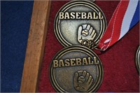 12 Sports Medals