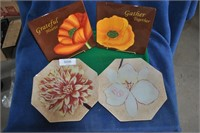 Set of Decorative Plates