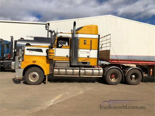 2009 Kenworth T908 - Trucks for Sale