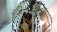 23 inch religious lamp
