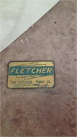 Large glass cutter block Fletcher
