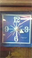 18 x 10 electric clock works