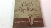 1960 Pontiac chassis shop manual