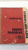 1979 Corvette shop manual