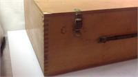 23 x 14 x 9 dovetail box