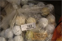 2 bags of balls