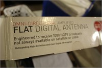 terk flat digital antena
