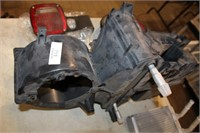 transmission cooler,heater box,chrysler tail lite