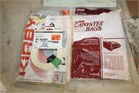 vac bags (kirby & kenmore),veneer edging tape-