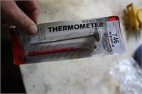 """POCKET TEST THERMOMETER(1""""DIA)"""