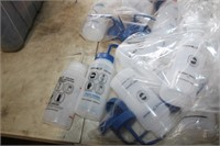 BOX-VARIOUS PLASTIC CONTAINERS