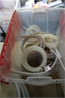 TOTE / VARIOUS SIZES OF HOSE