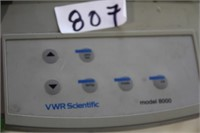 VWR SCIENTIFIC #8000
