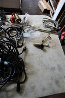 TOTE-VARIOUS CABLE & WIRES , ETC