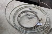 PLASTIC TUBING & METAL TUBING