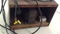 Vintage charging station?