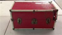 Antique doll chest 20 x 11 x 11