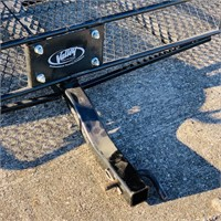 Valley Metal Rack Trailer Hitch Rack