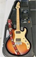 Peavey T-15 Electric Guitar w/Built in Amp,